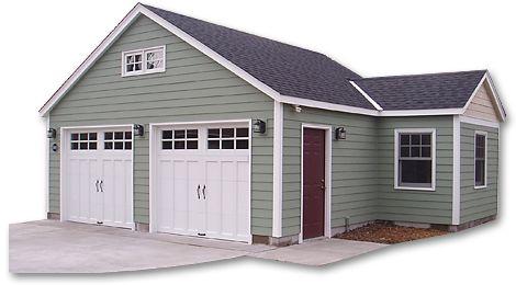 Garage garage plans and google on pinterest for Garage seguin 87