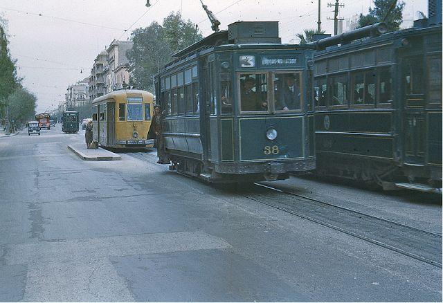 Billy Files: Βόλτα στην Αθήνα.... σαν σήμερα, 66 χρόνια πριν