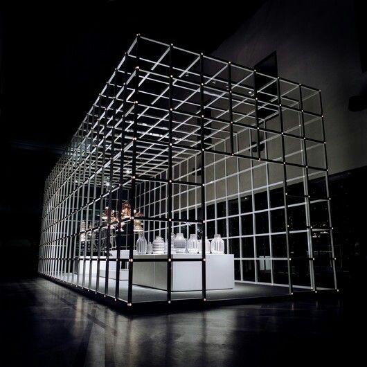 Write frame cube installation