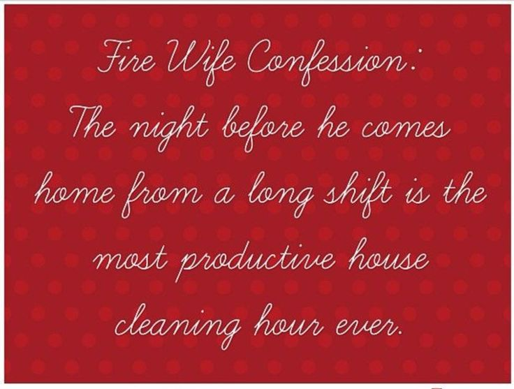 Fire wife confession ... Fireman's wife ... I love my firefighter