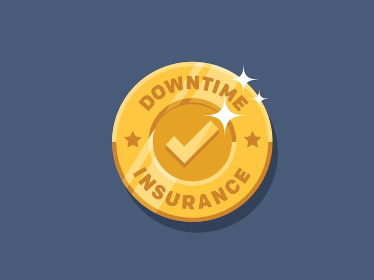 Here is a feature image I designed for PagerDuty's Downtime Insurance blog post.