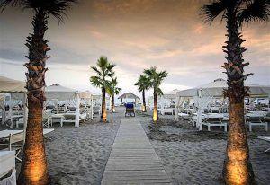 De duurste stranden van Italië