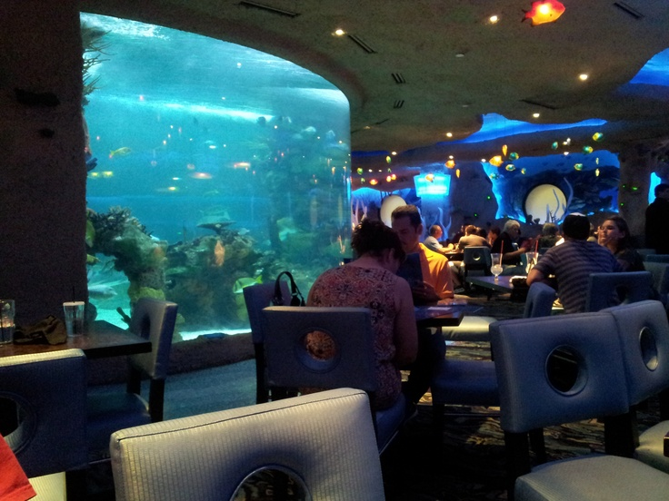 Aquarium Restaurant. Nashville Tennessee!!!