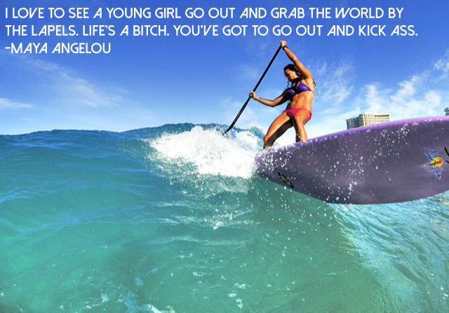 32ee6886a ... Standup Paddle Boarding by surfer chic. Do you love paddleboarding  We  are creating a great resource for anyone interested in this