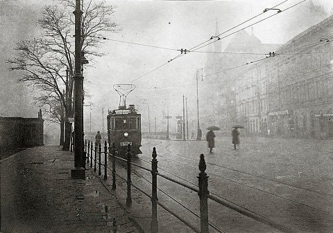 by Imre Kinszki , Budapest 1930