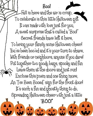 halloween poem see more so going to do this great idea - Good Halloween Poems