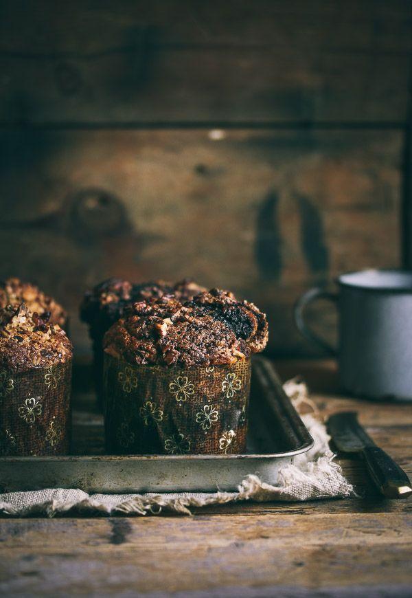 ... chocolate espresso muffins ...