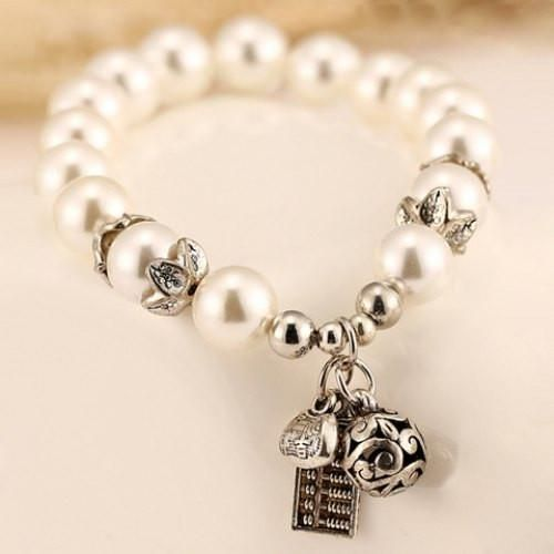 Color: AS THE PICTURE Fashion Jewelry : Bracelets Item Type: Charm Bracelet Gender: For Women Chain Type: Beads Bracelet Style:Chic Item code :BK1075116EYTG
