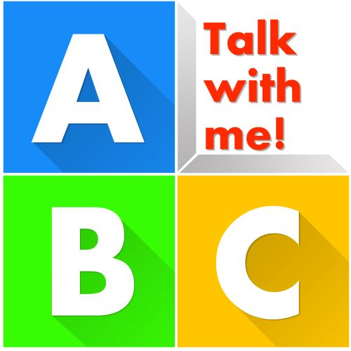ABC, Talk with me!