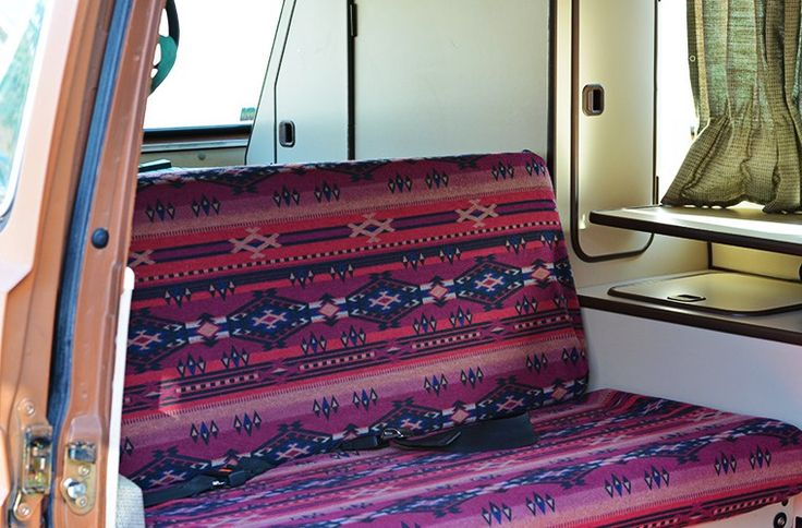 how to make awesome westfalia bench covers. we did it and you can, Innenarchitektur ideen