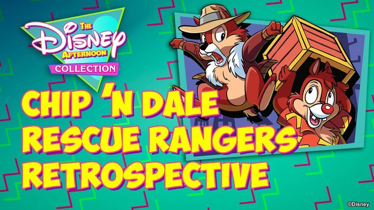 The Disney Afternoon Collection - Chip 'n Dale Retrospective - YouTube | #Gaming #VideoGames #PCGames #ConsoleGames #NESGames #NESClassics #NESClassic #NES #Platformer #8BitPlatformer #SideScroller #Disney #ChipnDale #ChipAndDale