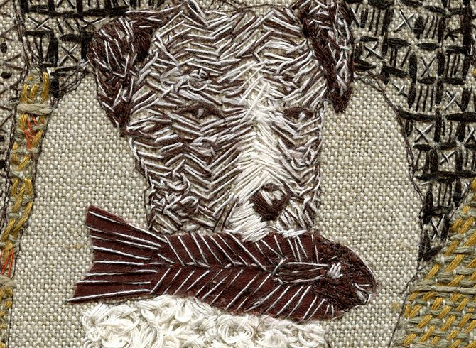 Featured textile artist Sue Stone - TextileArtist.org