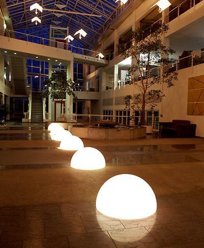 Indoor Moonlight Accent Lighting