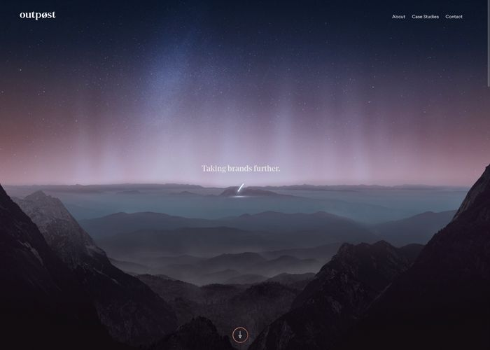 Outpost | CSS Website