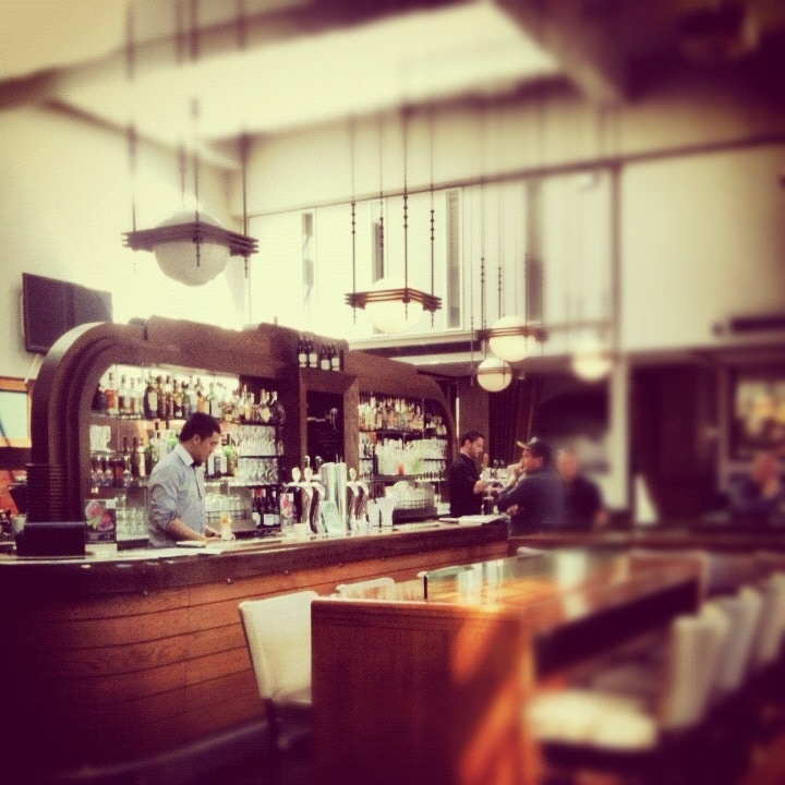 St. John's bar, Wellington, New Zealand - best place to have a drink in the sun