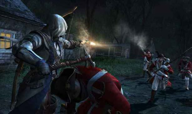 Assassin's Creed 3 PC #GAME Steam Digital Download Region Free at the lower price in the net