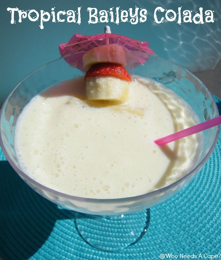 7 besten Tropical Drinks Bilder auf Pinterest | Getränke rezepte ...