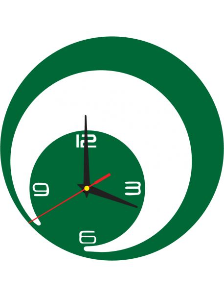 View larger  Previous Modern wall clock made of plastic. Own production, X-momo Dimensions of wall clock made of plastic. Trendy hours as a picture. production, X-momo Design clock wall into living room, kitchen, children's room. Clock on the wall as a gift. Design Wall Clock JOHN color: green Reference:  X0017-RAL6005-GREEN,BLACK hands Condition:  New product  Availability:  In Stock  Time to change! Decorating watches will revive every interior, highlight the charm and style of your space…
