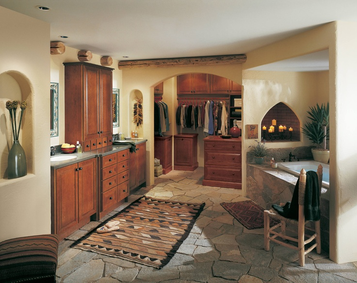 One Of Many Design Ideas For Your Bathroom From Merillat Cabinets,  Available At Zeeland Lumber
