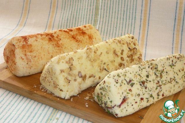 Сырная закуска ингредиенты