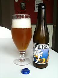 Bieken - Brouwerij Boelens, Belsele, België - Beoordeling GGOB 7,9. Eigen beoordeling:7