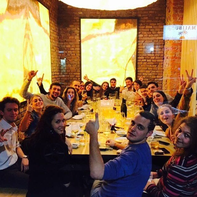 Tanti auguri ad Andrea#compleanno #festa #sushi #sushimilano #sushilovers #party#bestsushi #tataki #gunkan #tartar #sashimi by onosushiexperience