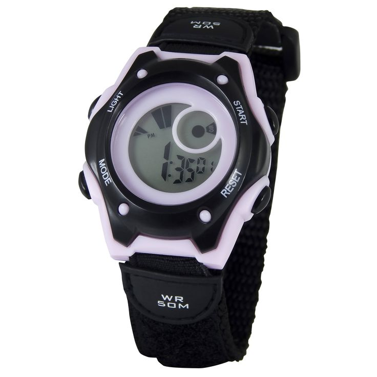 American Design Machine Kids Digital Watch