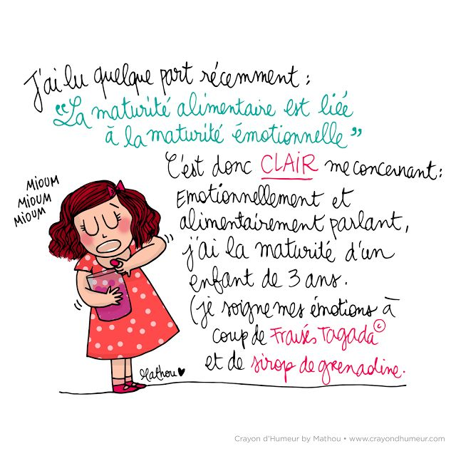 Illustration Crayon d'Humeur by Mathou www.crayondhumeur.com : Tagada tsoin-tsoin