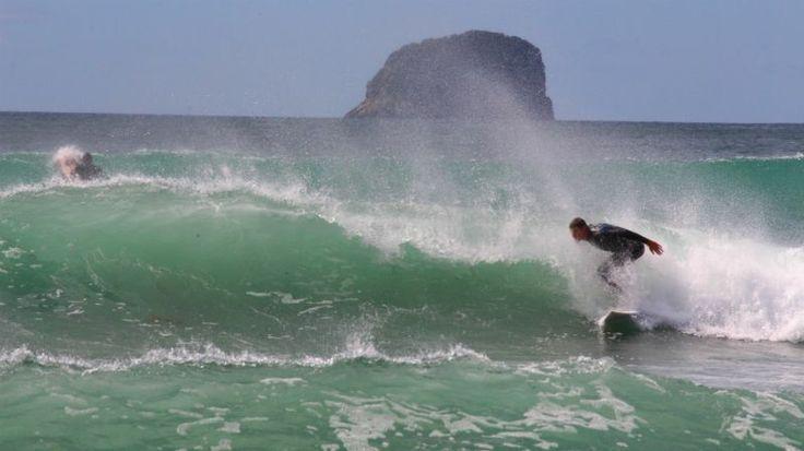 Hot Water Beach, The Coromandel
