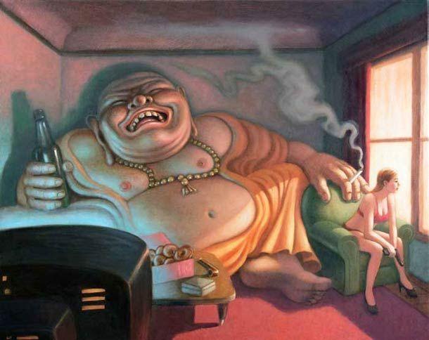 Art by Mark Bryan