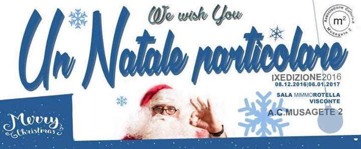 CHE DOLCE NATALE! Gara di dolci natalizi nel pomeriggio e, in serata, (ore 22) musica per tutti i gusti...aspettando il Natale!