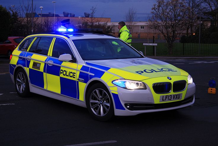 LF13 VXU - Humberside Police Roads Policing Unit BMW 530d Traffic Car. Grimsby