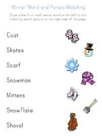 22 best images about Winter Worksheets and Activities on Pinterest ...