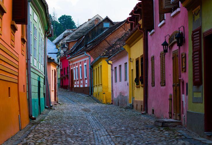 Colorful street by Sami OV