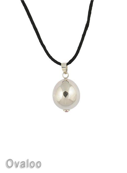 Bola de grossesse en argent Ovaloo - Visible sur www.nativee.com