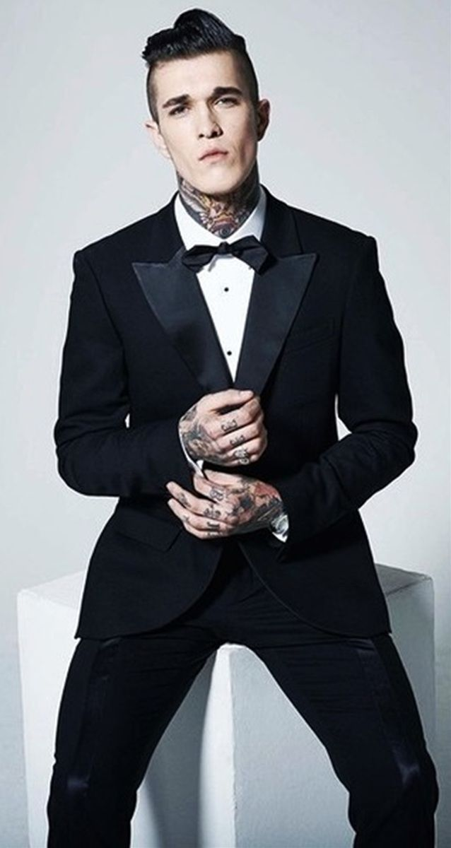 25  best ideas about Suits and tattoos on Pinterest | Tattoo store ...