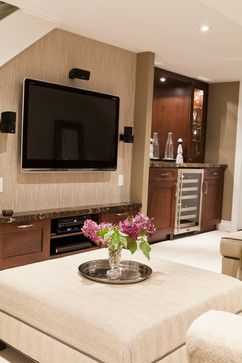 Basement FAMILY ROOM Design, Pictures, Remodel, Decor and Ideas - page 3