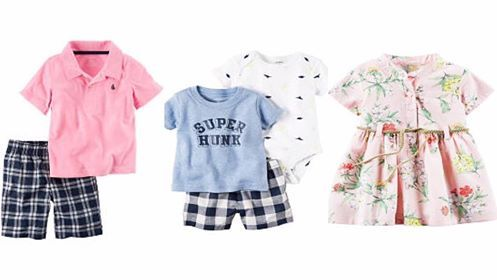 40-50% Off ALL Carter's Clothing, Sleepwear, Accessories & Shoes Plus Free Shipping - Ends Today! http://heresyoursavings.com/40-50-off-carters-clothing-sleepwear-accessories-shoes-plus-free-shipping-ends-today/
