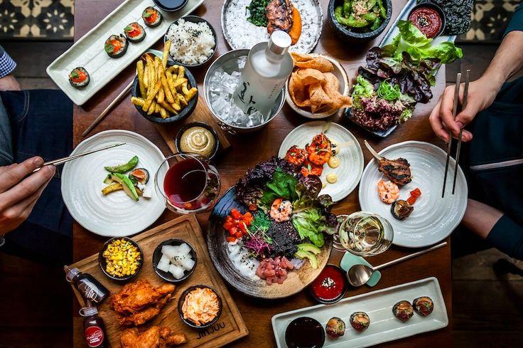 Jinjuu, Soho – A Cool Introduction to Korean Food!  https://www.luxurialifestyle.com/jinjuu-soho-a-cool-introduction-to-korean-food/