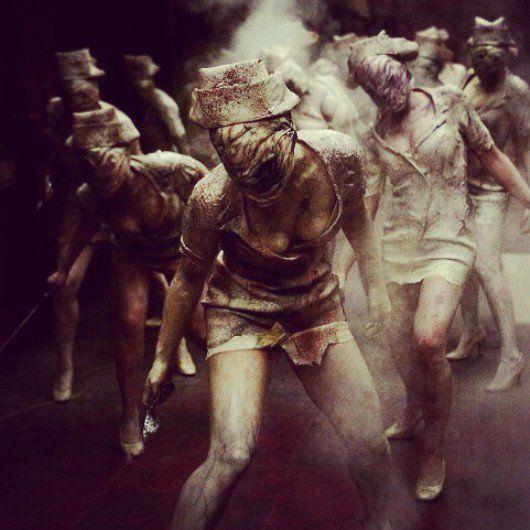 Silent Hill Sexy Nurses Scene - YouTube