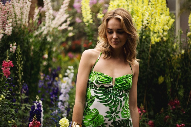Our Botanical Swimwear collection #StyleKeeper #Glassons