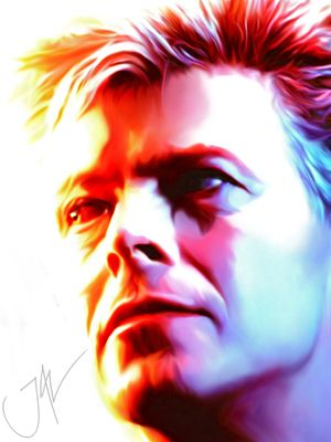 DAVID BOWIE #7 by JALpix on DeviantArt