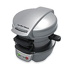 image of Hamilton Beach® Breakfast Sandwich Maker