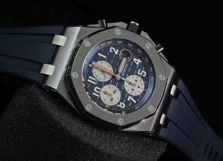 BNIB Audemars Piguet RoyalOakOffshore 'NewNavy'  Ref 26470ST.OO.A027CA.01 Movement  Automatic Case Material  Steel Case Diameter  42 mm Bracelet Material  Leather Clasp  Buckle Features: Date, Display Back, Chronograph Condition 100% BNIB (Fullset Box Manual Paper)    WE ARE BASED AT JAKARTA please contact us for any inquiry : whatsapp : +6285723925777 blackberry pin : 2bf5e6b9  #AUDEMARSPIGUET #HOROLOGIE #WATCHFORSALE #FORSALE #LUXURY #LUXURYWATCH #BILLION #MILLION #VVIP…
