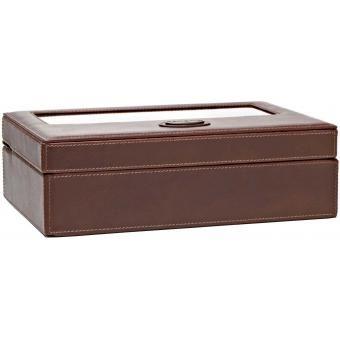 Conservez vos plus belles montres dans cette boite à montres Fossil !