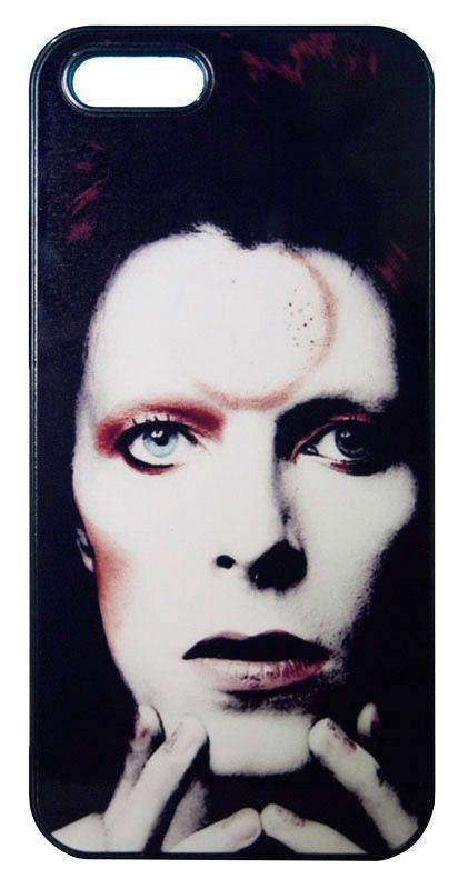【David Bowie Ziggy Stardust】デヴィット・ボウイ ジギー・スターダスト iPhone5/5s/SE ハードカバー