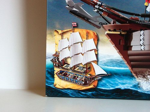 LEGO 10210 Box art - closeup front - modular system | Flickr - Photo Sharing!