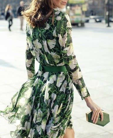Освежаемся в зеленом