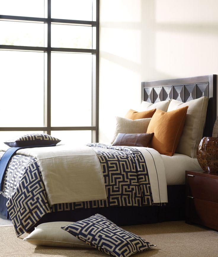 Makonde Indigo Bedding Collection   Legacy Linens. Guest BedroomsMaster ...