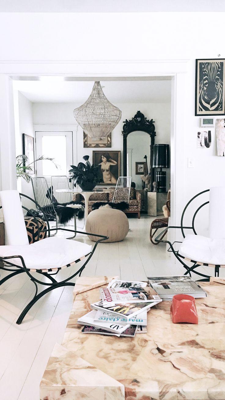 Fleamarketfab home / interiors   Coffee Table in 2019   Home Decor ...